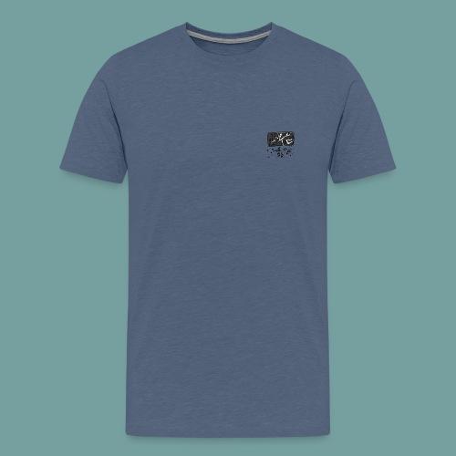wrecked phone - Männer Premium T-Shirt