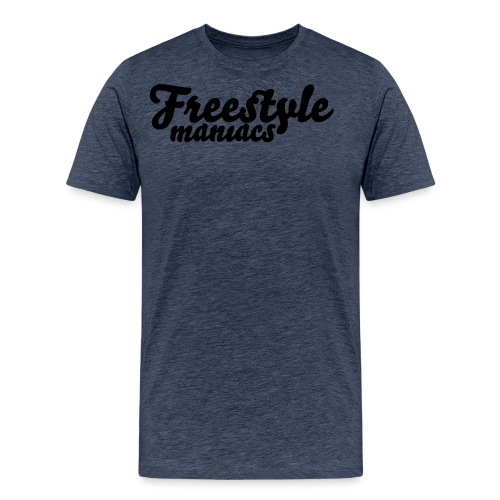 Freestyle Maniacs black - Mannen Premium T-shirt