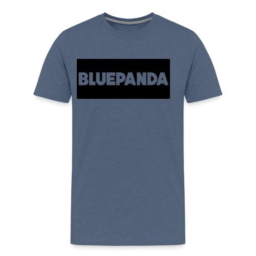 BLUE PANDA - Men's Premium T-Shirt