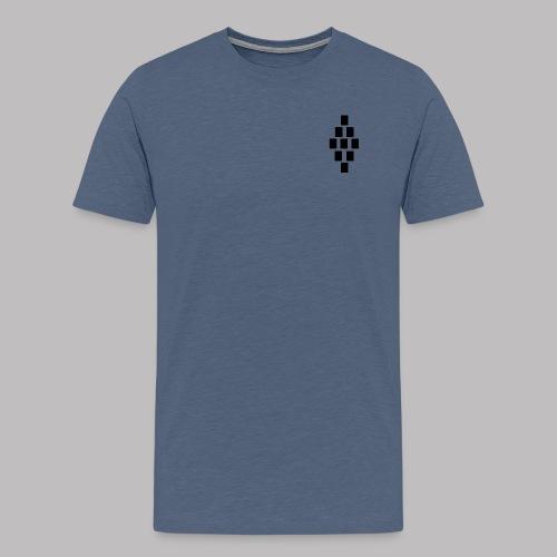 Camino black - T-shirt Premium Homme