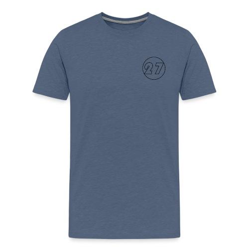 27 orginal - Premium T-skjorte for menn