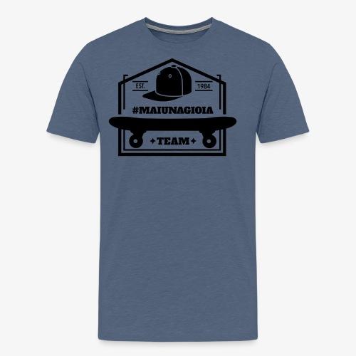 Skater - Maglietta Premium da uomo