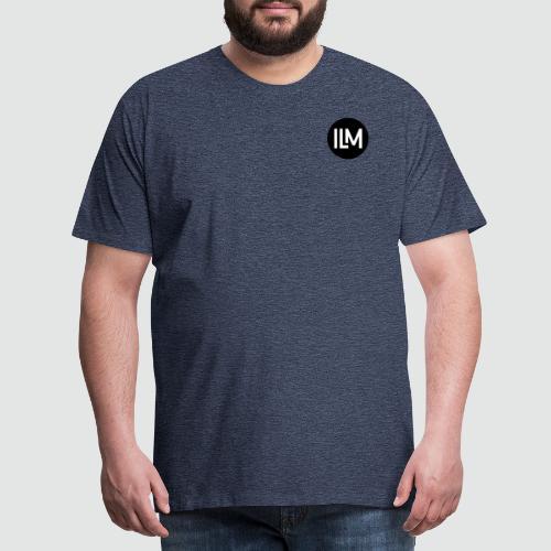 ILM Logo Kreis - Männer Premium T-Shirt