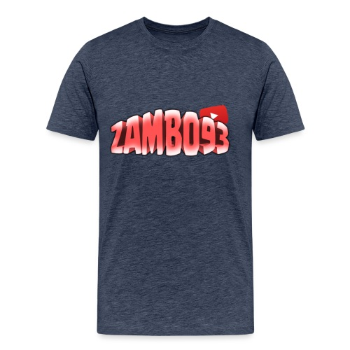 ZAMBO93OFFICIAL - Maglietta Premium da uomo