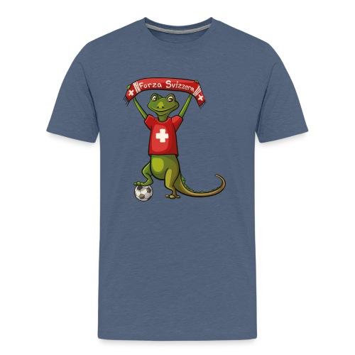 Forza Svizzera - Männer Premium T-Shirt