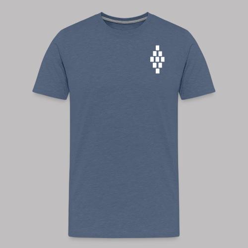 Camino white - T-shirt Premium Homme