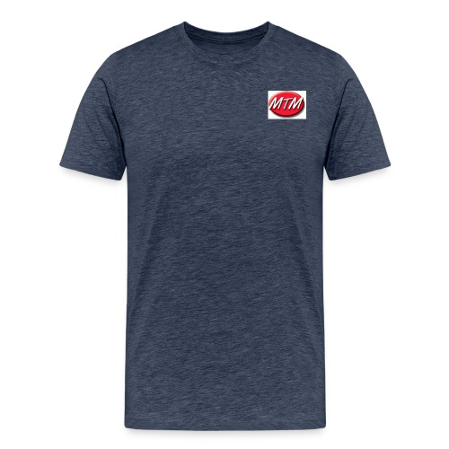 Logo SwissMTM - Männer Premium T-Shirt