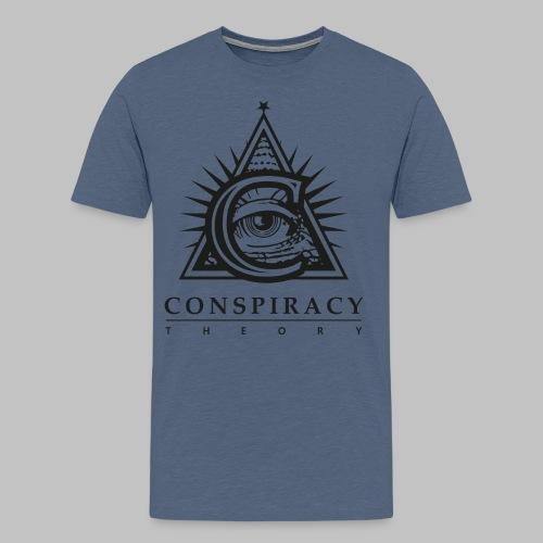 Logo-Black-New - Maglietta Premium da uomo