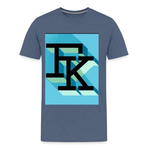 FK - T-shirt Premium Homme