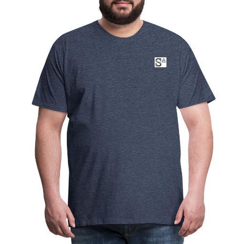 S a squaree apparel - Men's Premium T-Shirt