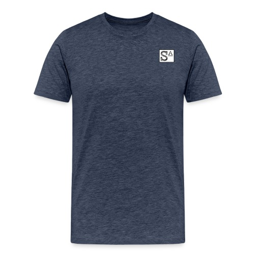 S a squaree apparel - Men's Premium T-Shirt