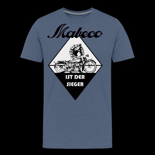 Mabeco ist der Sieger - grey - Männer Premium T-Shirt