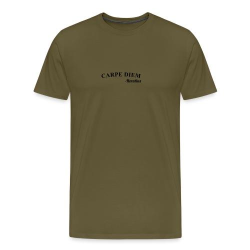 CarpeDiem - Maglietta Premium da uomo