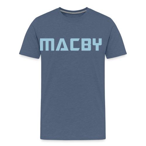 Macby coloré - T-shirt Premium Homme