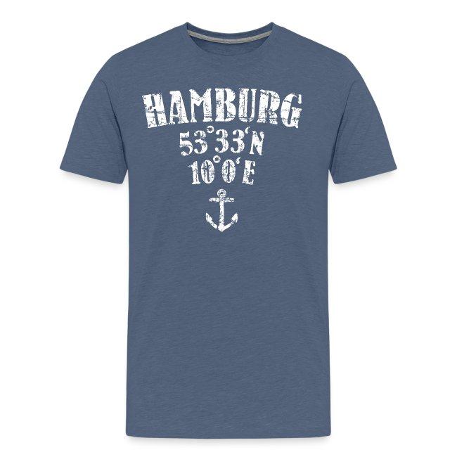 Hamburg Koordinaten Segeln Segler