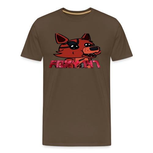 FOXY 147 - Maglietta Premium da uomo