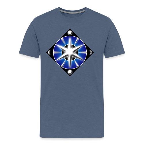 Blason elfique - T-shirt Premium Homme