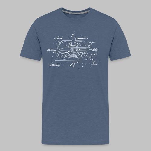 Wormhole - Men's Premium T-Shirt