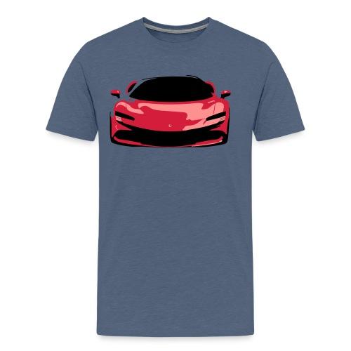Super Car - Männer Premium T-Shirt