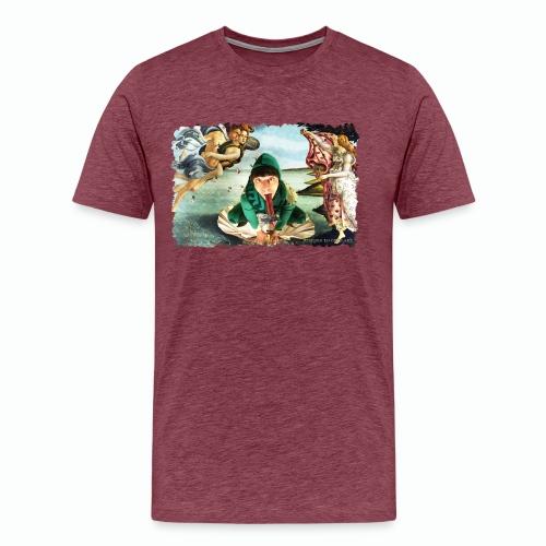 Botticelli - Maglietta Premium da uomo
