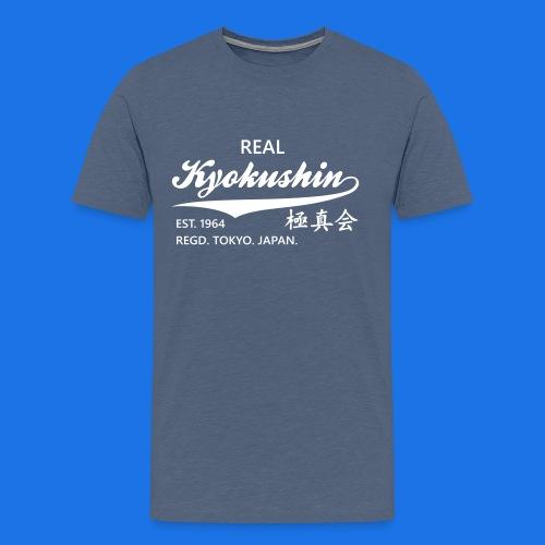 Kyokushin est 1964 - Mannen Premium T-shirt
