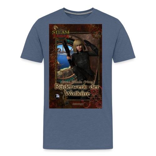 coversteamfantasy1 - Männer Premium T-Shirt
