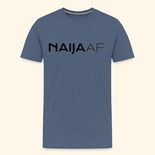 naijaaf - Men's Premium T-Shirt