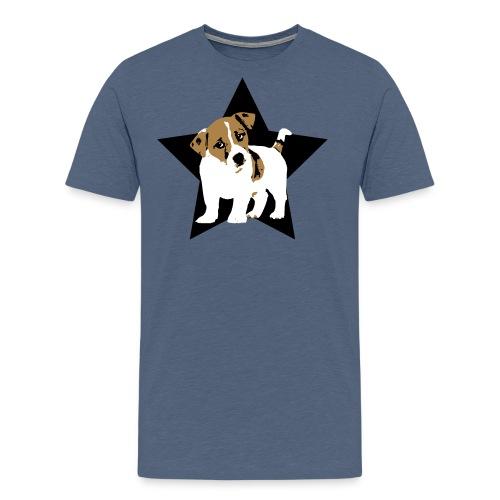 Hund des Jahres - Männer Premium T-Shirt