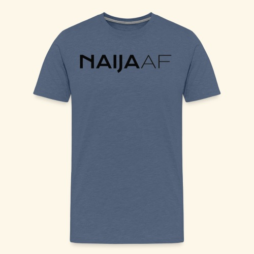 naijaaf - Men's Premium T-Shirt