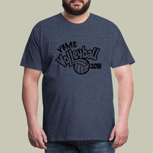 VBMS VB 2018 - T-shirt Premium Homme