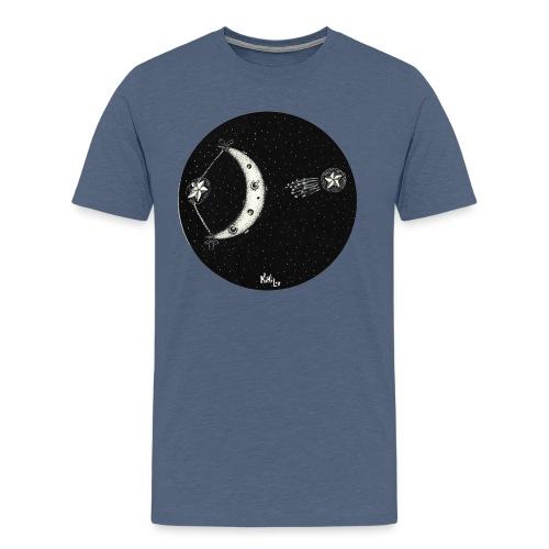 Shooting star (Estrella fugaz) - Camiseta premium hombre