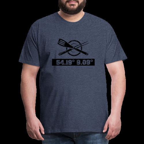 54Grad9 - Männer Premium T-Shirt