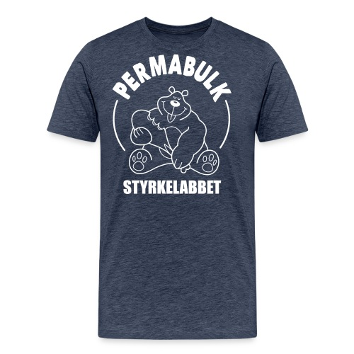 Permabulk - Premium-T-shirt herr