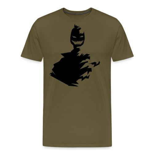 t shirt monster (black/schwarz) - Männer Premium T-Shirt