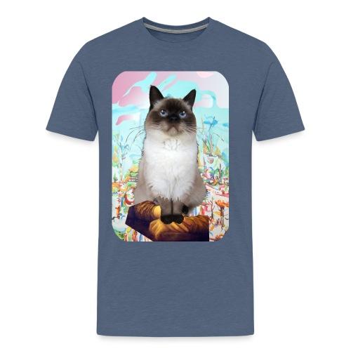 Billy Stargazing - Mannen Premium T-shirt