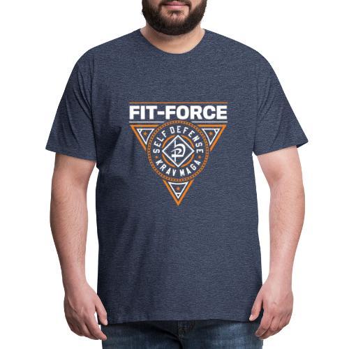 Fit-Force Driehoek - T-shirt Premium Homme