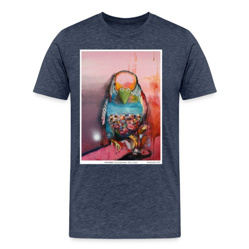 Mamabird - Männer Premium T-Shirt