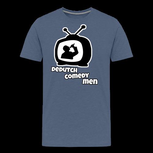 DeDutchComedyMen - Mannen Premium T-shirt