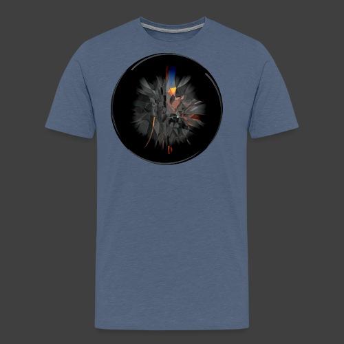 Some greys some colors - Men's Premium T-Shirt