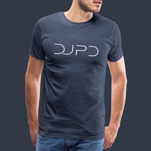 DJ PD white - Männer Premium T-Shirt