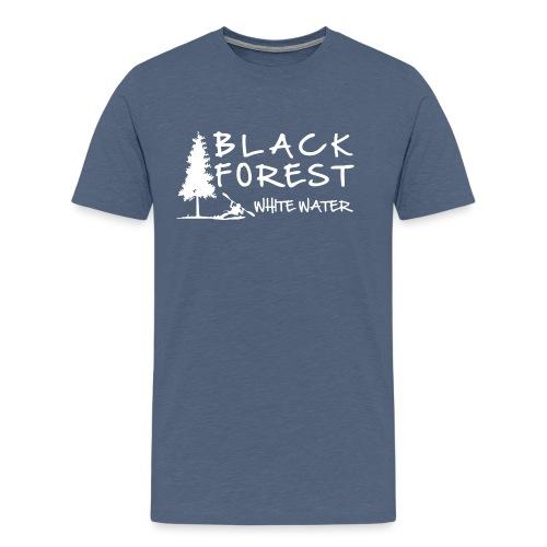 PNG_GROSS_white - Männer Premium T-Shirt