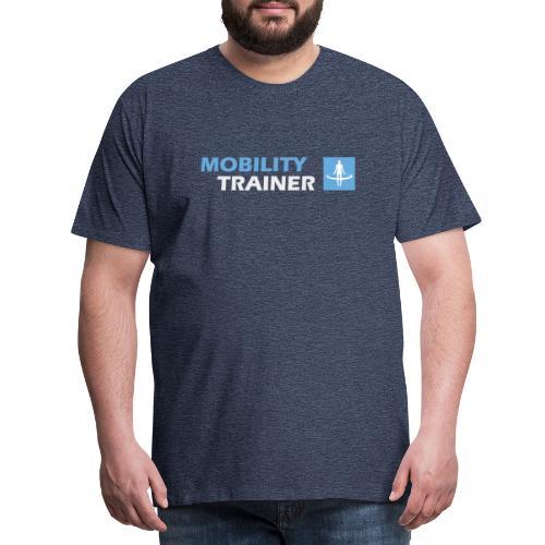 Kleding Mobility Trainer - Mannen Premium T-shirt