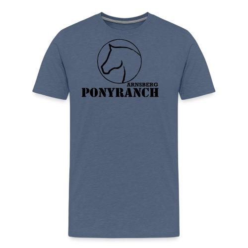 logospreadshirt150mmneu - Männer Premium T-Shirt