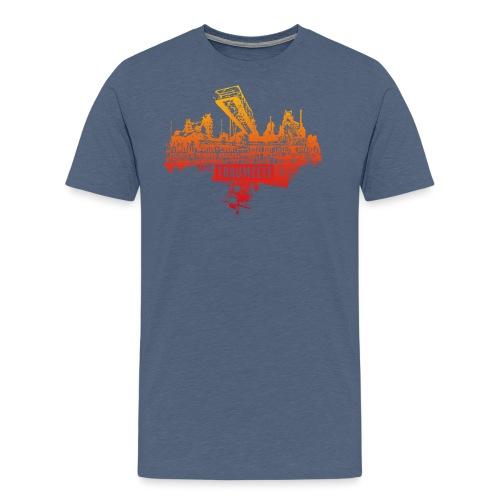 Traumzeit 2017 - Männer Premium T-Shirt