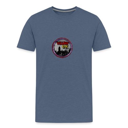 Villain PNG - Men's Premium T-Shirt