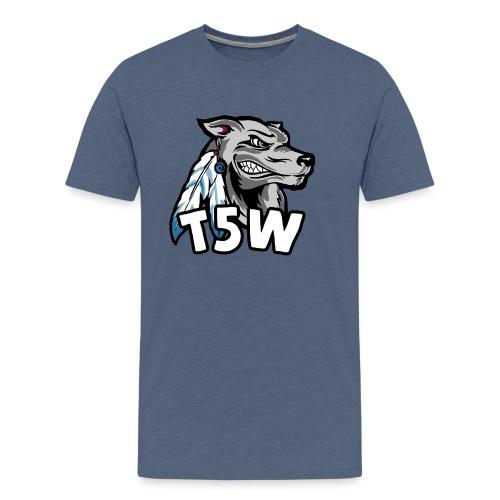 T5Wolves - Men's Premium T-Shirt