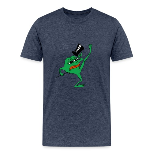 Kekistan President - Men's Premium T-Shirt