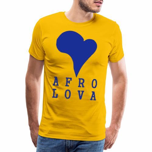 Afro Lova Original - T-shirt Premium Homme