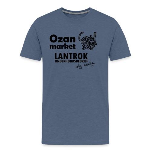 Ozan+Lantrok+CBD - Mannen Premium T-shirt