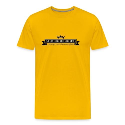 Addergebroed - Mannen Premium T-shirt